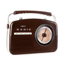 radio cd cuisine oneconcept nr 12 radio de cuisine am fm rétro 50 s feeling vintage