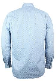 tall ls for sale nautica ls shirt print shirts long sleeve light union blue men s
