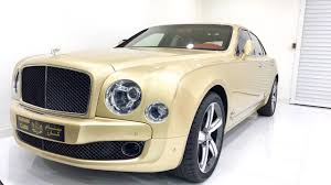 bentley mulsanne speed 2017 2017 bentley mulsanne speed startup exhaust complete review