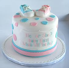 baby shower cakes for baby shower cake ideas unique girl easy to make inscription gender