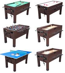 hockey foosball table for sale 13 in 1 combination game table in espresso the danbury foosball