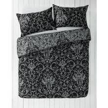 Black And White King Size Duvet Sets Kingsize Duvet Cover Sets Argos