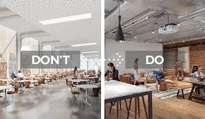 amenagement bureaux comment aménager des bureaux corporate en 5 principes huskdesignblog