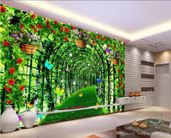 green flower corridor tv wall decoration painting mural 3d green flower corridor tv wall decoration painting mural 3d wallpaper 3d wall papers for tv backdrop free wallpaper high resolution free wallpaper in hd from