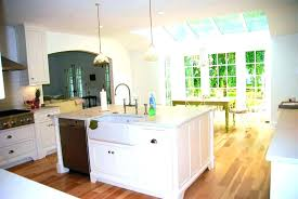 kitchen island with sink and seating kitchen island dimensions with sink forrestgump info