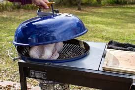 grilling thanksgiving turkey smoked turkey on a kettle weber com