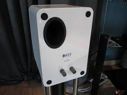 kef ls50 for home theater kef ls50 speakers sold photo 979183 canuck audio mart