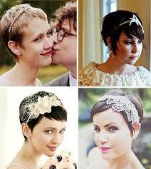 coiffure mariage cheveux courts bandeau pour coiffure de mariée cheveux courts goldy mariage