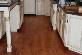 Best Wood For Kitchen Floor Kitchen Floor Modern White Kitchen Cabinet On The Hardwood Floor