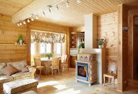 house inside inside cosy finnish wooden house rovaniemi log houses kaf mobile