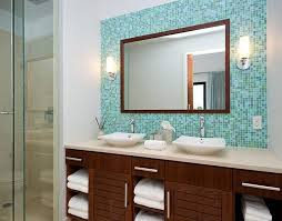 Bathroom Mosaic Tiles Ideas by Best 25 Tile Around Mirror Ideas Only On Pinterest Mirror