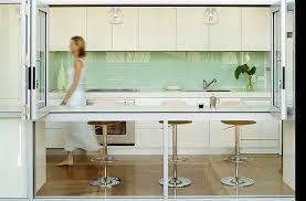 verre de cuisine cuisine crédence en verre photo de carnets de décoration la