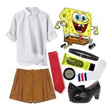 Spongebob Squarepants Halloween Costumes 25 Spongebob Halloween Costume Ideas