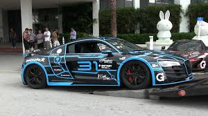 Gumballers Arrive In Miami For The Gumball 3000 Rally Youtube