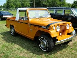 orange jeep cj jeepster commando wikipedia