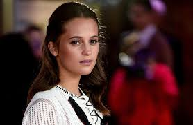 you need to get to know ex machina u0027s alicia vikander wired