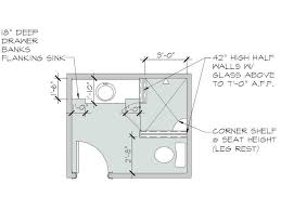 ada floor plans wonderful ada residential bathroom throughout toilet layout gallery