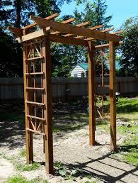 garden arbor plans 90 best arbor plans images on pinterest woodworking plans
