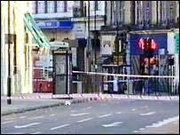 siege hsbc uk bank siege youths jailed