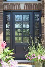 All Glass Exterior Doors Exterior Doors With 2 Sidelights