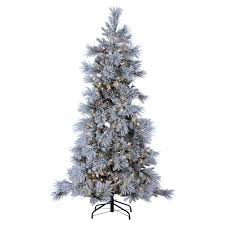 7ft Artificial Christmas Tree With Lights by 100 Of The Best Christmas Trees