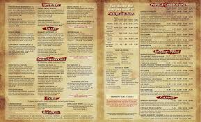 cadillac ranch nutrition 10 best ways to pizza ranch nutritional menu