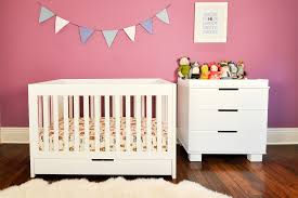 Modern 4 In 1 Convertible Crib by Bedroom Lovely Babyletto Hudson Crib For Nursery Furniture Ideas