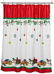 Lorraine Curtains Amazon Com Lorraine Home Fashions Gift Box Shower Curtain 70 By