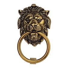 lion door knocker bosetti marella lion door knocker reviews wayfair