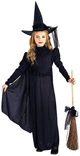 Halloween Costumes Girls Amazon Amazon Forum Novelties Classic Witch Child Costume Medium