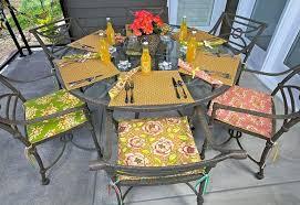 Waterproof Chair Pads Garden Seat Pads U2013 Exhort Me