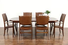 sold midcentury danish modern rosewood 1960 u0027s vintage dining