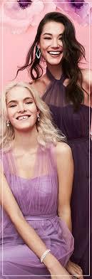 purple bridesmaid dresses purple bridesmaid dresses shoes wedding themes david s bridal