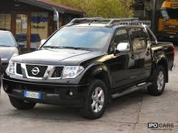 auto 4 porte 2009 nissan 4 porte con cassone car photo and specs