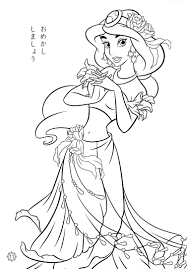 http colorings co disney princess jasmine coloring pages for