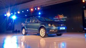 volkswagen new car ameo 2016 vw ameo breaks cover in india