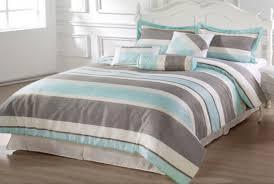 bedding set grey blue bedding majesty grey and white sheet set