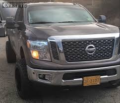2016 nissan titan xd 2016 nissan titan xd vision rage rough country suspension lift 25in