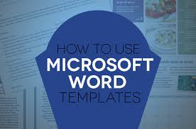 How To Use Resume Template In Word 2007 How To Use Document Templates In Microsoft Word Digital Trends
