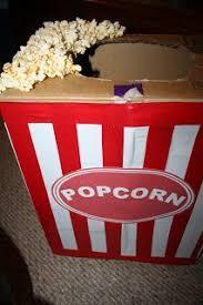 Popcorn Halloween Costume Pass Chopsticks Navy Family Japan Popcorn Costume