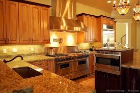 Light Kitchen Cabinets Dark Kitchen Cabinets With Oak Trim U2013 Quicua Com