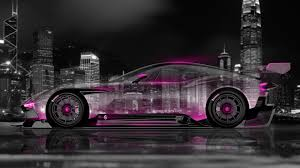pink aston martin aston martin vulcan side crystal city car 2015 el tony