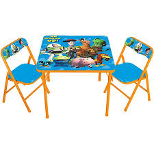 toy story activity table disney toy story activity table and chair set walmart com