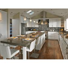 20 beautiful kitchen islands with kitchen island that connected with dining table yay or nay