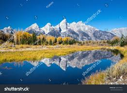 grand teton national park grand teton national park autumn wyoming stock photo 325974401