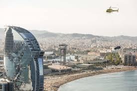 seat presents the arona flying over barcelona locos engine