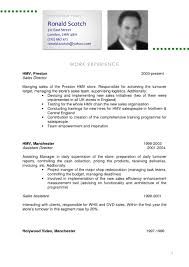 Examples Of Resumes by Brilliant Ideas Of Example Of Resume Application In Summary