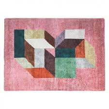 Pink Ombre Rug Rugs U0026 Runners Modern Large U0026 Small Designs Habitat
