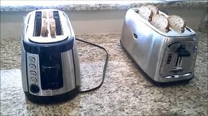 Sports Toasters Hamilton Beach Vs Ostertoaster 4 Slice Toaster Youtube