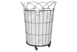 captivating fing canvas laundry basket on wheels fing